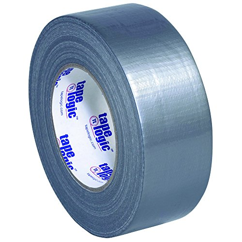 """Tape Logic T98785S 9.0 Mil Duct Tape, 2"""" x 60 yd, Silver"""
