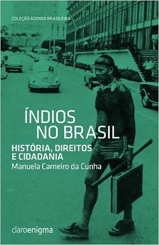 livro índios no brasil
