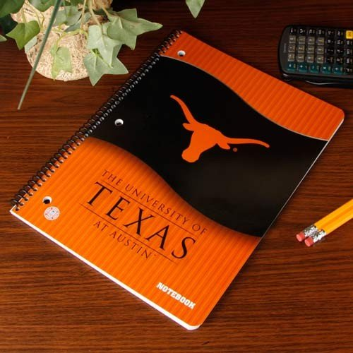 Perfect Timing - Turner Texas Longhorns Notebook, Pack of 2 - Turner Notebook
