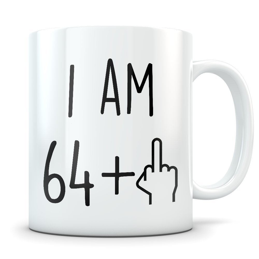 Funny 65th Birthday Gift For Women And Men
