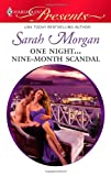 """One Night...Nine-Month Scandal"" av Sarah Morgan"