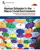 Empowerment Series: Human Behavior in the Macro Social Environment