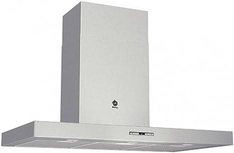 Balay 3BC895XM Campana extractora de pared, 9 W, Acero inoxidable: 317.73: Amazon.es: Grandes electrodomésticos
