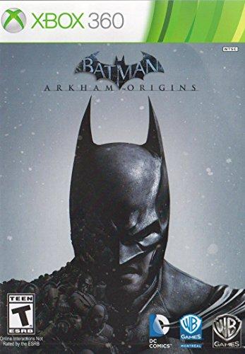 Batman: Arkham Origins - Xbox 360 (Games Batman Xbox 360)