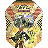 Pokemon TCG Island Guardians Tin Card Game
