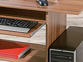 Inter Link Adda Escritorio para Ordenador Blanco 80 x 50 x 75 cm