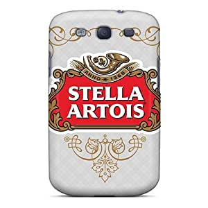 New Arrival Case Cover With PgZ692upii Design For Galaxy S3- Stella Artois