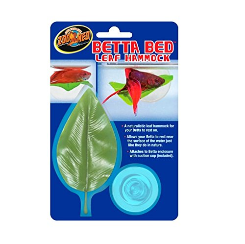 Croci A8016003 Zoo Med Cama Flotante Betta Leaf: Amazon.es: Productos para mascotas