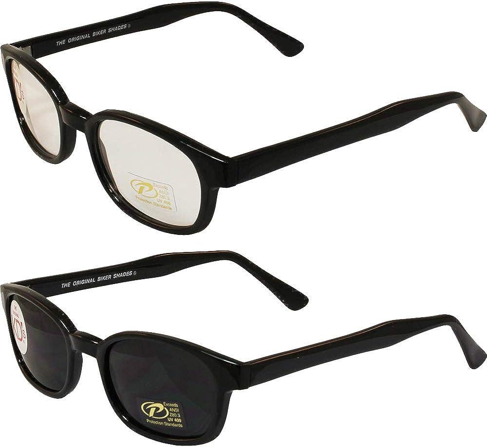 KD/'s Original Biker Riding Glasses Sunglasses