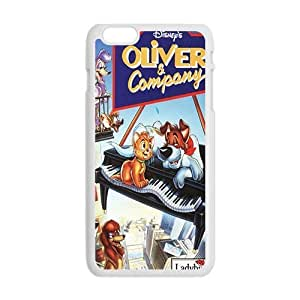 Happy Oliver and company Case Cover For iPhone 6 Plus Case