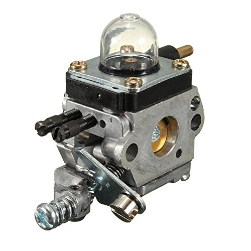 Price comparison product image Funnytoday365 Lawn Mower Carburetor Carb For 2 Cycle/Stroke Tillers Zama /Echo C1U-K54A 599C