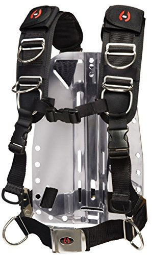 Hollis Elite II BC Harness - X-Small/Small for Technical Scuba Divers
