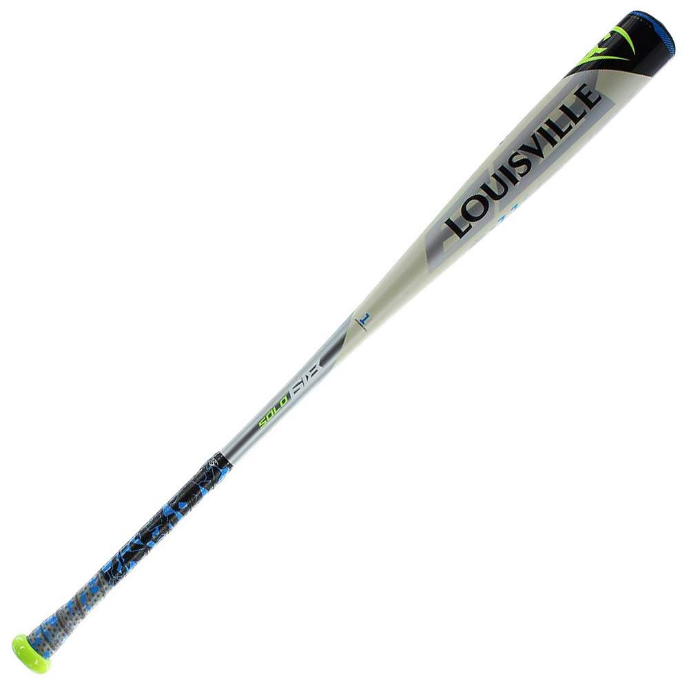Louisville Slugger Solo 618 (-11) 2 5/8'' USA Baseball Bat, 32''/21 oz by Louisville Slugger