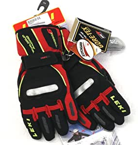 LEKI Junior - 6 - Guantes de esquí para hombre color multicolor talla 6