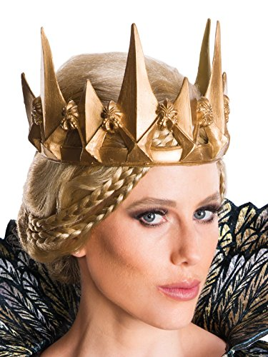 Queen Ravenna Crown (Rubie's Women's The Huntsman Ravenna Crown, As Shown, One)