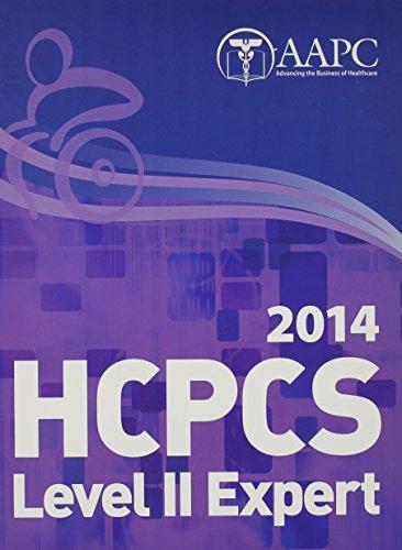 HCPCS Level II Expert 2014