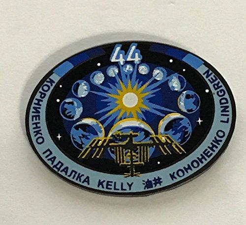 - NASA Expedition 44 Lapel Pin
