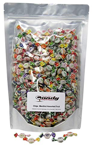 Chips Menthol Assorted Fruits 2 Pound Bag