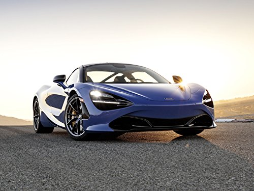 2018 McLaren 720S: Faster than a P1 and Porsche 918 - Hybrid Eclipse