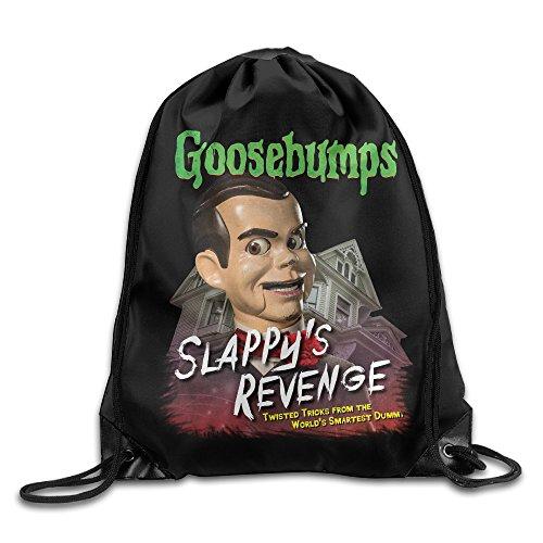 Drawstring Backpack Bag Goosebumps Slappys Reveng