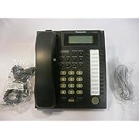 KX-T7735-B Panasonic 24 Button Speakerphone Telephone w/ 3-Line Backlit LCD & Hands-Free Answer Back