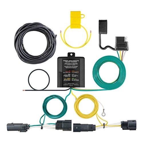 CURT Manufacturing 56351 Custom Wiring Harness, 1 Pack