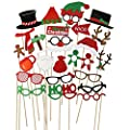 PBPBOX Photo Booth Props Christmas Decoration