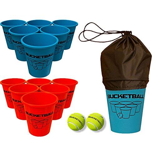 BucketBall Game Buckets Balls Instructions product image