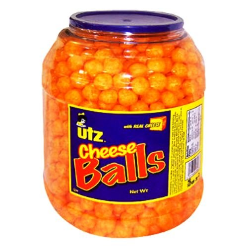Utz Cheese Balls, 35 oz