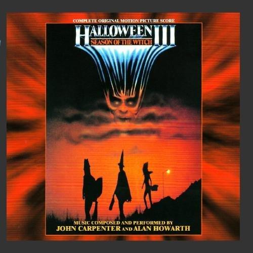 Halloween III: Complete Original Motion Picture Score (2007-10-20) ()