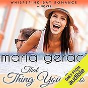 That Thing You Do | Maria Geraci