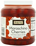 Daily Chef Maraschino Cherries, 74 Ounce
