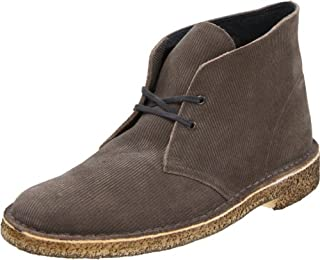 Clarks Men's Desert Chukka Boot,Grey Corduroy,9 M US (B004Q9BIW0) | Amazon price tracker / tracking, Amazon price history charts, Amazon price watches, Amazon price drop alerts