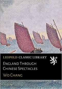 Book England Through Chinese Spectacles