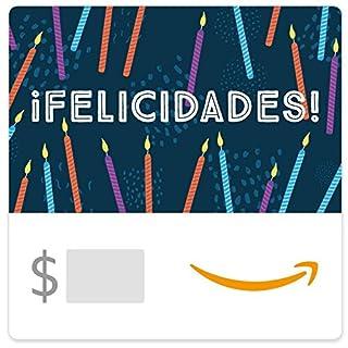 Amazon eGift Card - Velas de Cumpleaños (B01M2XHUU8)   Amazon price tracker / tracking, Amazon price history charts, Amazon price watches, Amazon price drop alerts