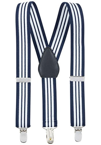 Suspenders for Kids - 1 Inch Suspender Perfect
