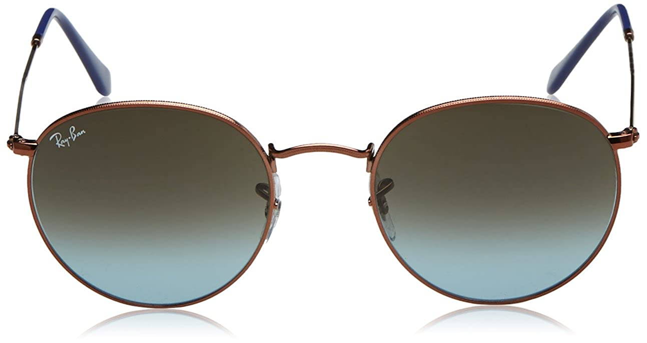 f2779bec90 Amazon.com  Ray-Ban Round Metal Sunglasses  Clothing