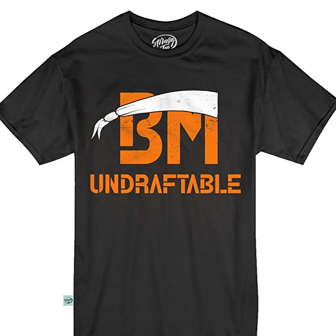 Amazon.com  Baker Undraftable Football Shirts Funny Mayfield Jersey BM  Tshirt  Clothing 8496a2ad7
