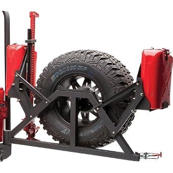 Amazon.com: Body Armor 4x4 5127 Black - Steel Standard Gas ...