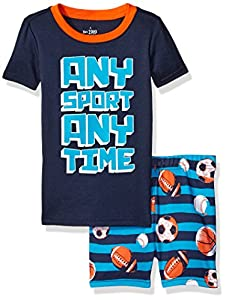 The Children's Place Boys' Sports Pajamas