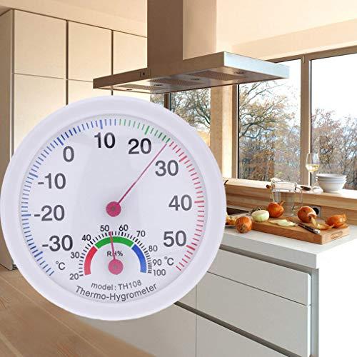 dial temperature gauge - 8