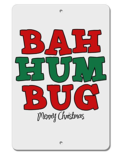 Bah Humbug Merry Christmas - Christmas Wall decor