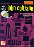 Essential Jazz Lines in the Style of John Coltrane: Bass Clef Edition, Corey Christiansen and Kim Bock, 0786662468