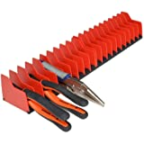 MLTOOLS Pliers Cutters Organizer Pro – Non-Slip Rubber Base – Fuel & Solvent Resistant – Durable & Long-Lasting Tool…