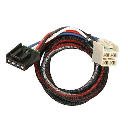 - Reese Towpower 8507000 Brake Control Wiring Harness for GM
