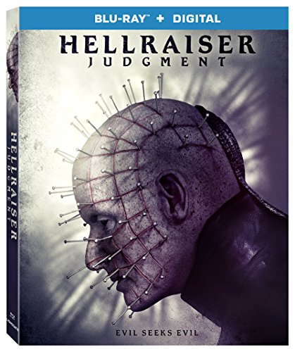 hellraiser - judgement [blu-ray]