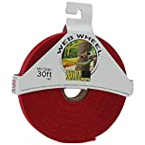 Sterling Ropes STERLING 1'' TechTape Web Wheel 30' Red One Size