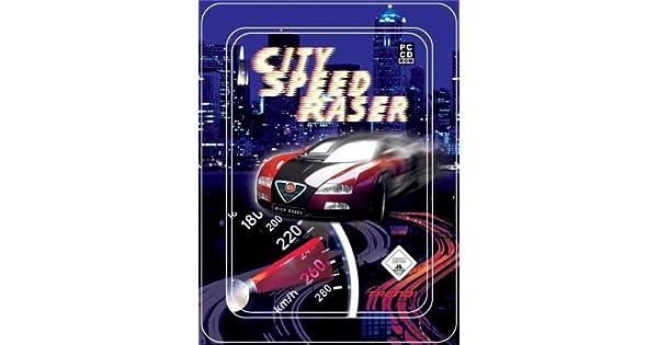 City Speed Racer (Metallbox) [Importación alemana]: Amazon.es: Videojuegos