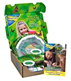 Toys : Insect Lore Live Butterfly Growing Kit Toy - 10 Caterpillars to Butterflies - SHIP NOW
