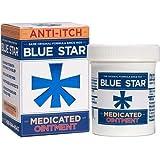 Blue Star - Itch Relief - 1.24% Strength - Ointment - 2 oz. - Jar-McK